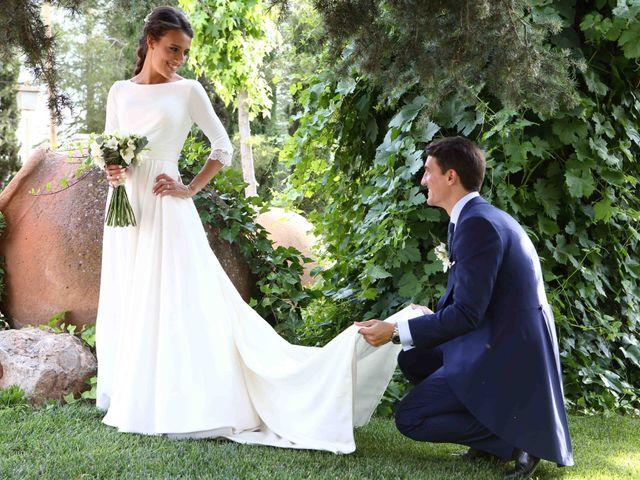 La boda de Javier y Maria en San Agustin De Guadalix, Madrid 31