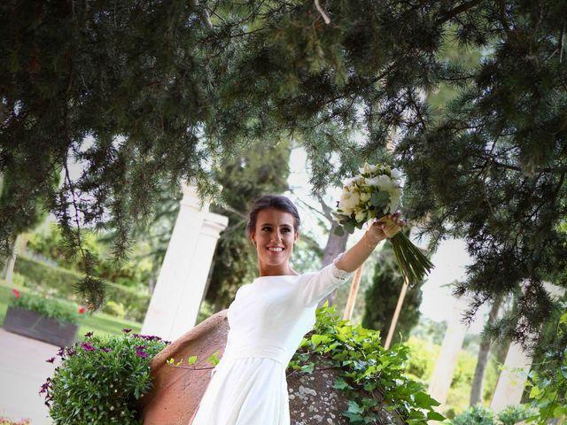 La boda de Javier y Maria en San Agustin De Guadalix, Madrid 32