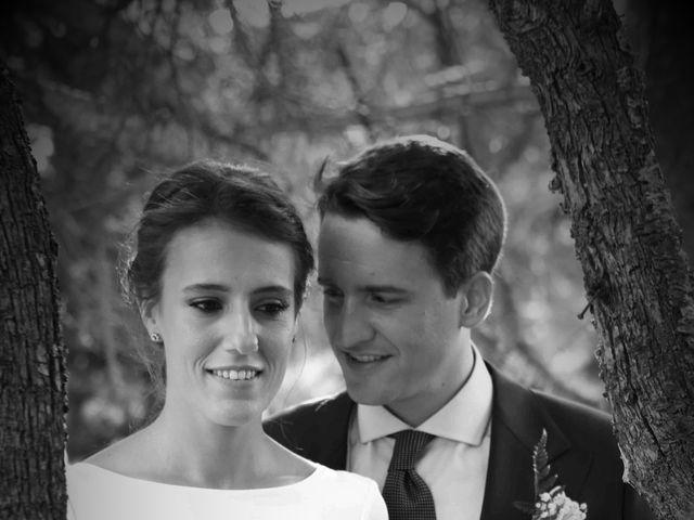 La boda de Javier y Maria en San Agustin De Guadalix, Madrid 33