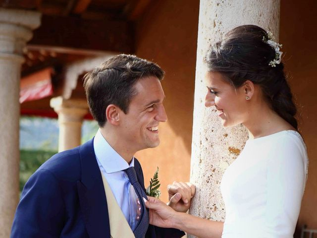 La boda de Javier y Maria en San Agustin De Guadalix, Madrid 34