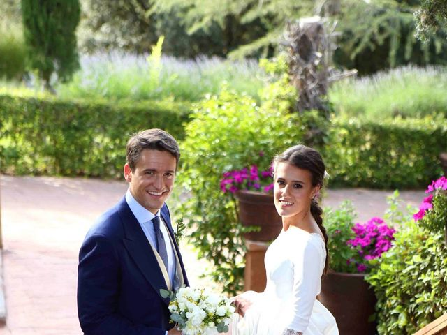 La boda de Javier y Maria en San Agustin De Guadalix, Madrid 35