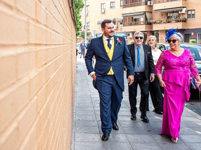 La boda de Manu y Alicia en Alcalá De Henares, Madrid 14