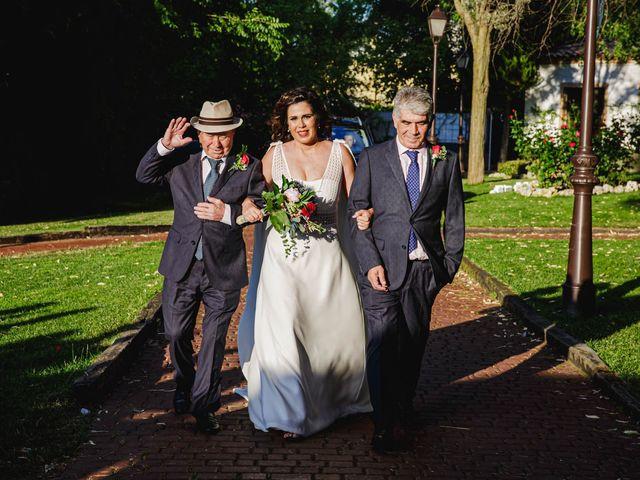 La boda de Manu y Alicia en Alcalá De Henares, Madrid 19