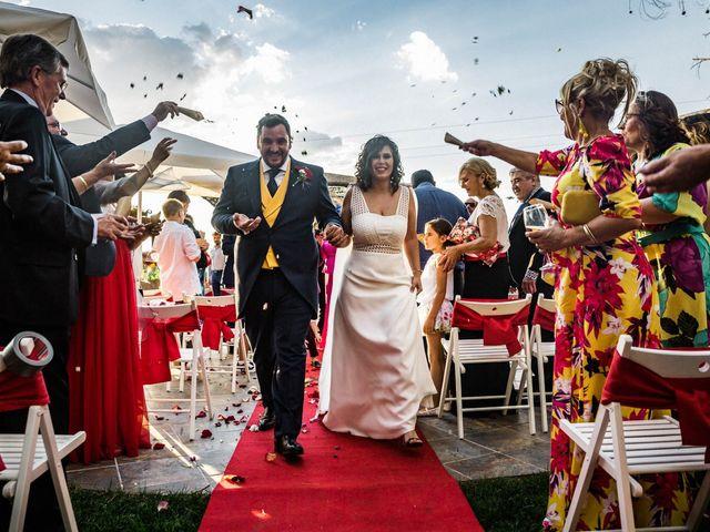 La boda de Manu y Alicia en Alcalá De Henares, Madrid 1