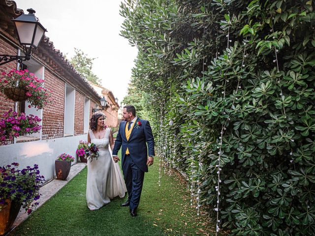 La boda de Manu y Alicia en Alcalá De Henares, Madrid 23