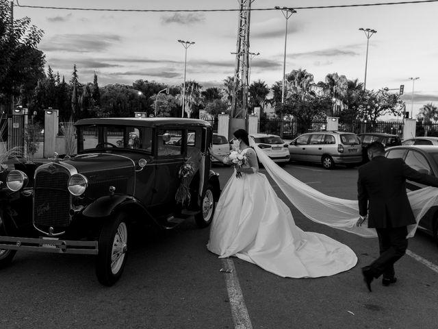 La boda de Rolando y Beatriz en Alacant/alicante, Alicante 2