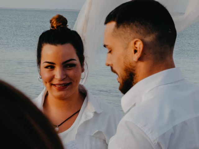 La boda de María Rosa y Andrés en Los Palacios Y Villafranca, Sevilla 6