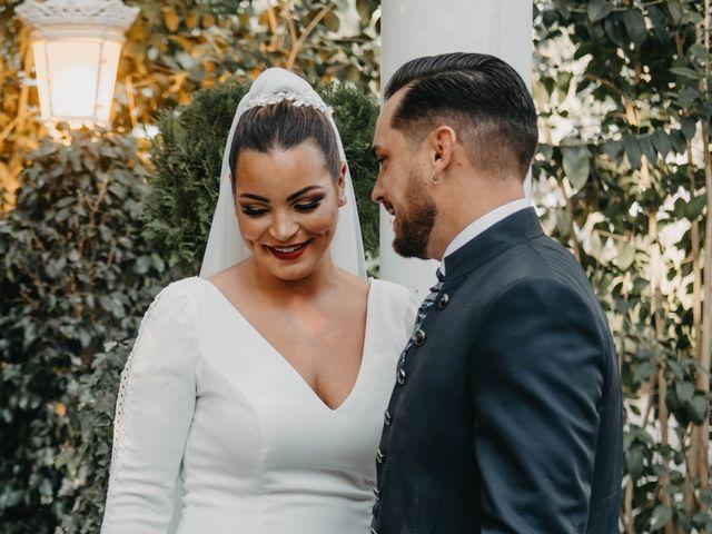La boda de María Rosa y Andrés en Los Palacios Y Villafranca, Sevilla 17