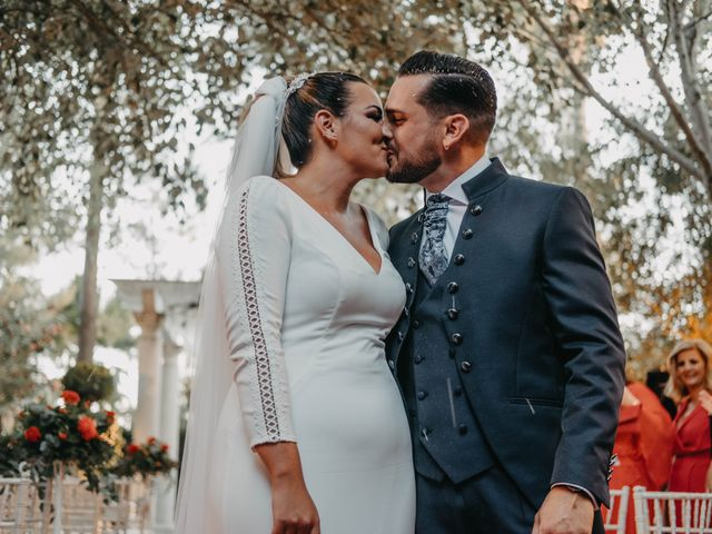 La boda de Andrés y María Rosa