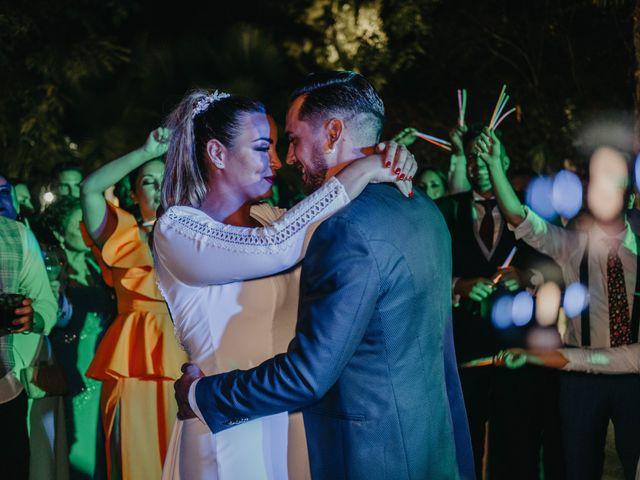 La boda de María Rosa y Andrés en Los Palacios Y Villafranca, Sevilla 22