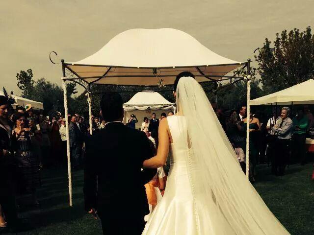 La boda de Yule y jesús Mª en Coria, Cáceres 1