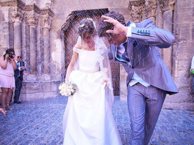 La boda de Raúl y Laura en Tudela, Navarra 37