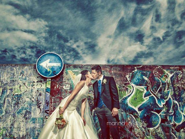 La boda de jesús Mª y Yule