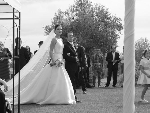 La boda de Yule y jesús Mª en Coria, Cáceres 2