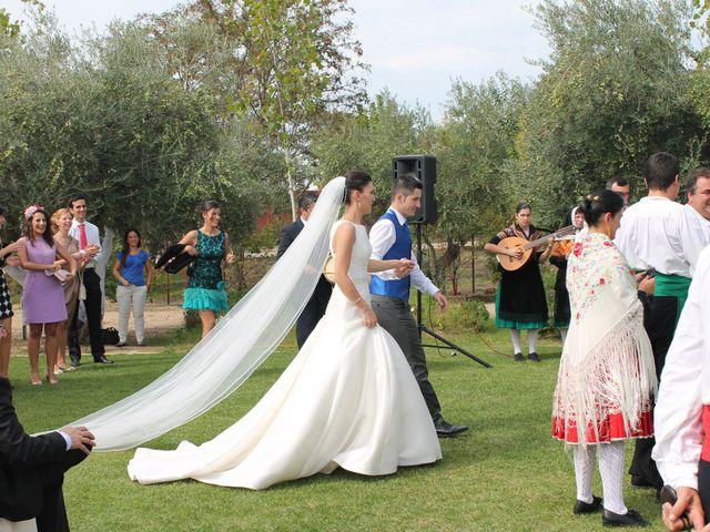 La boda de Yule y jesús Mª en Coria, Cáceres 4