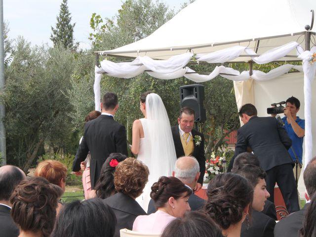 La boda de Yule y jesús Mª en Coria, Cáceres 6