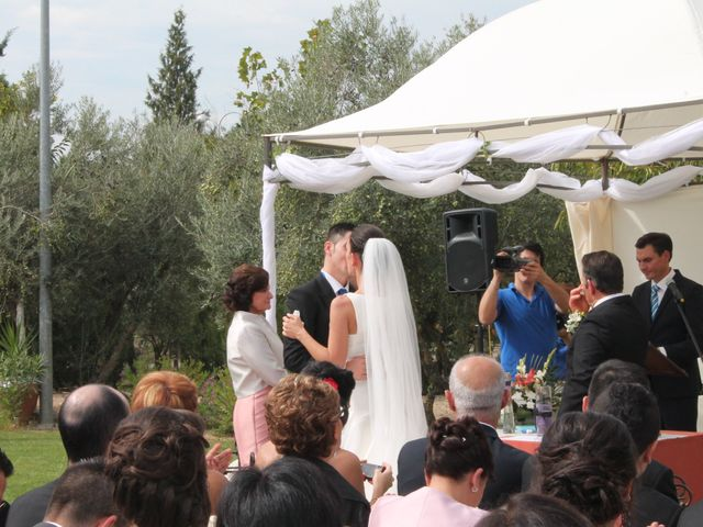 La boda de Yule y jesús Mª en Coria, Cáceres 7