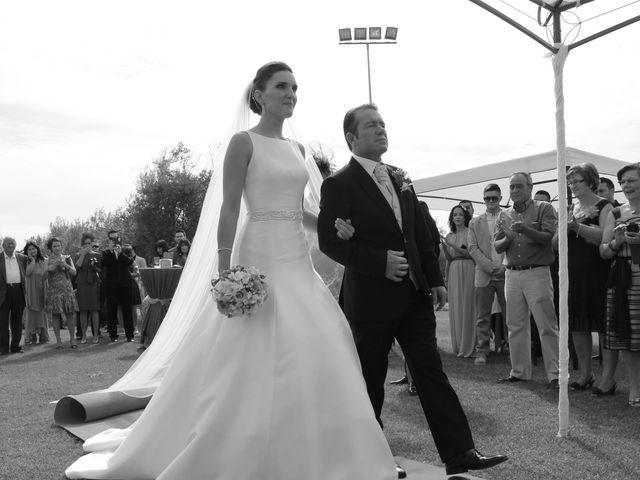 La boda de Yule y jesús Mª en Coria, Cáceres 8
