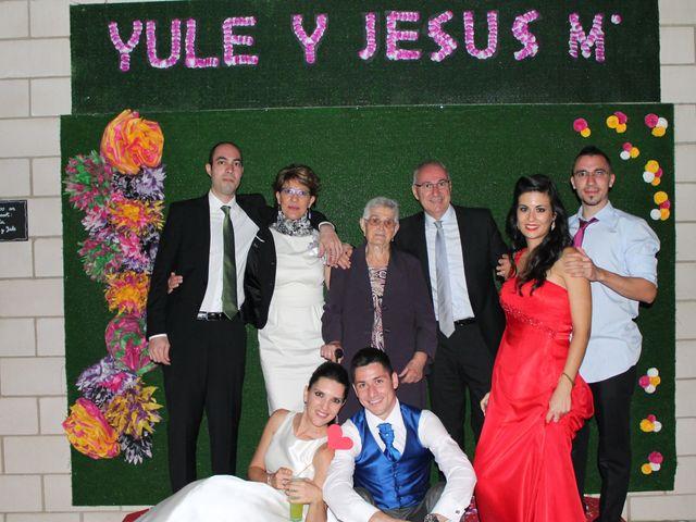 La boda de Yule y jesús Mª en Coria, Cáceres 9