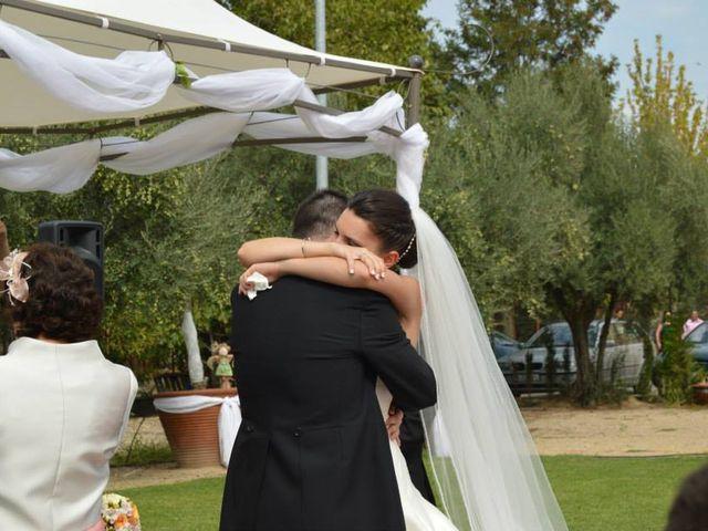 La boda de Yule y jesús Mª en Coria, Cáceres 10