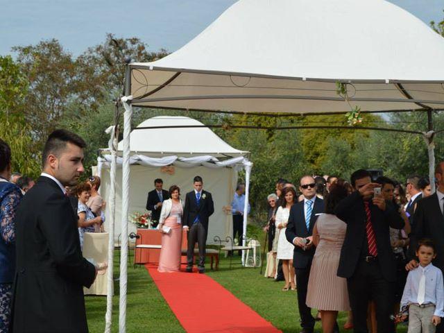 La boda de Yule y jesús Mª en Coria, Cáceres 11