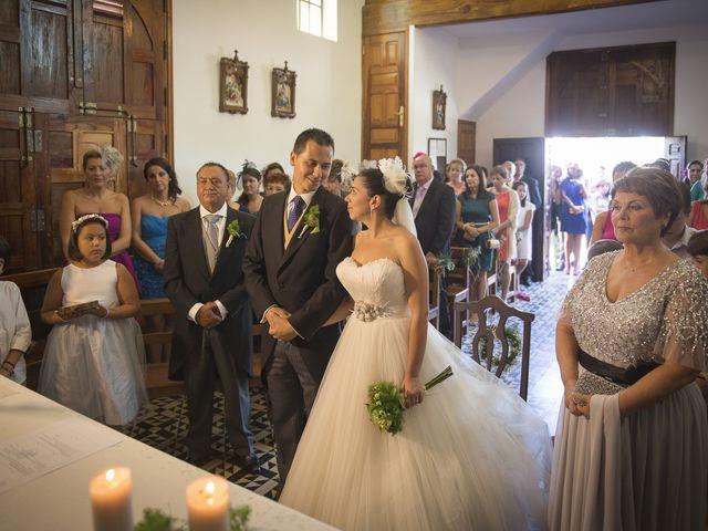 La boda de Jesús y Vanessa en Santa Cruz De La Palma, Santa Cruz de Tenerife 21