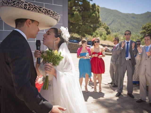 La boda de Jesús y Vanessa en Santa Cruz De La Palma, Santa Cruz de Tenerife 28