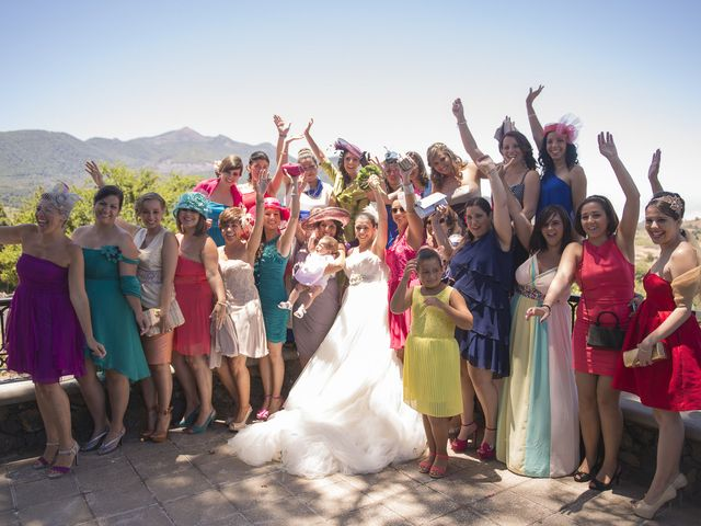 La boda de Jesús y Vanessa en Santa Cruz De La Palma, Santa Cruz de Tenerife 33