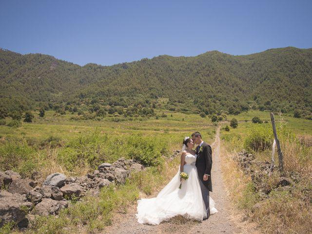 La boda de Jesús y Vanessa en Santa Cruz De La Palma, Santa Cruz de Tenerife 35