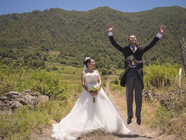 La boda de Jesús y Vanessa en Santa Cruz De La Palma, Santa Cruz de Tenerife 36