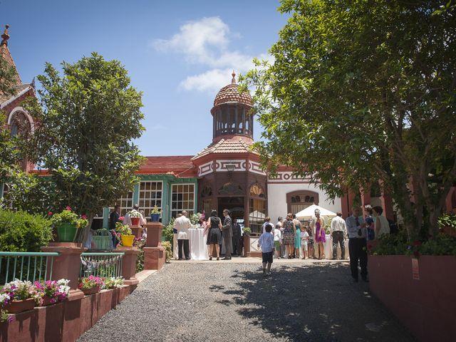 La boda de Jesús y Vanessa en Santa Cruz De La Palma, Santa Cruz de Tenerife 38