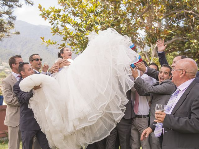 La boda de Jesús y Vanessa en Santa Cruz De La Palma, Santa Cruz de Tenerife 40