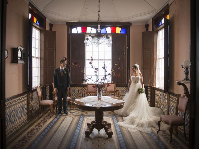 La boda de Jesús y Vanessa en Santa Cruz De La Palma, Santa Cruz de Tenerife 44