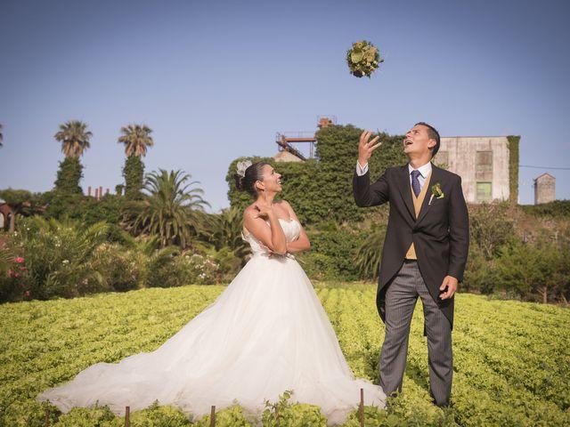 La boda de Jesús y Vanessa en Santa Cruz De La Palma, Santa Cruz de Tenerife 55