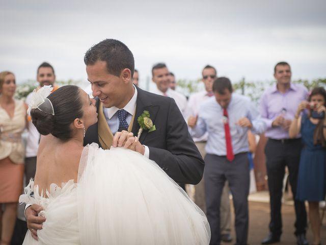 La boda de Jesús y Vanessa en Santa Cruz De La Palma, Santa Cruz de Tenerife 57