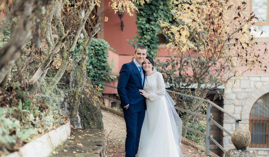 La boda de Pedro  y Laura  en Jaén, Jaén