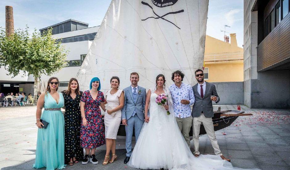 La boda de Marcos Estevez y Elena Otero en Isla De Arosa, Pontevedra