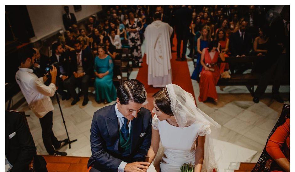 La boda de Isabel y Javier en Jerez De La Frontera, Cádiz