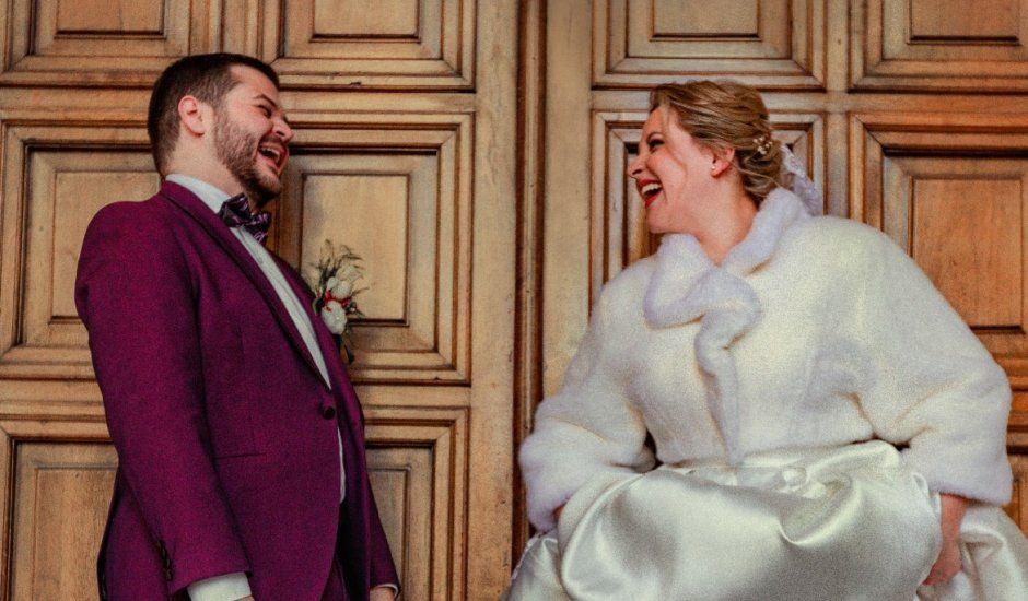 La boda de Rogelio y Monica en Madrid, Madrid
