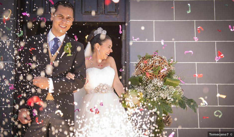 La boda de Jesús y Vanessa en Santa Cruz De La Palma, Santa Cruz de Tenerife