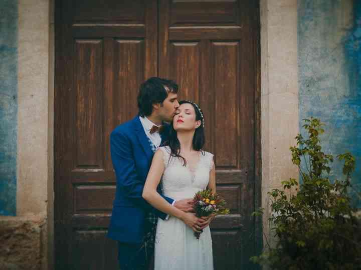 La boda de Cristina y Alejandro