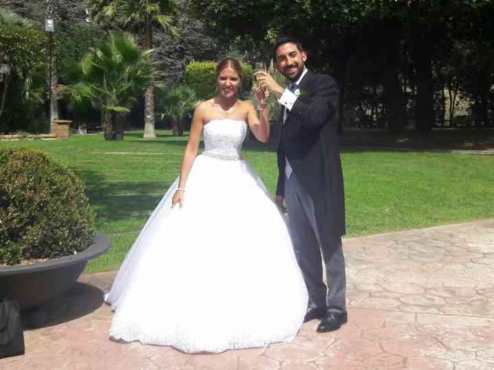 La boda de Yoli y Jordi