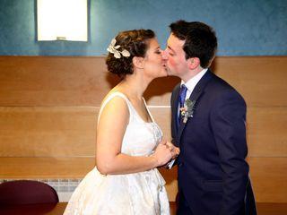 La boda de Estitxu y Asier