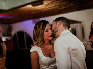 La boda de Sara y Andrés 2