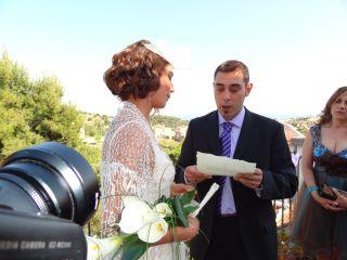 La boda de Roger  y Marta 1