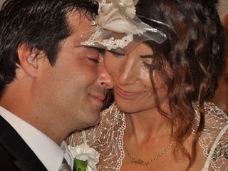 La boda de Roger  y Marta