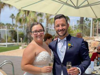 La boda de Carlos y Arantxa
