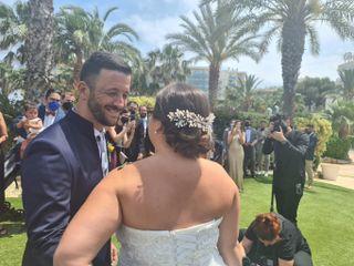 La boda de Carlos y Arantxa 2
