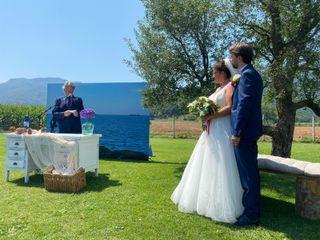 La boda de Ingrid y Adolfo