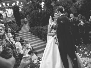 La boda de Elena y Damian